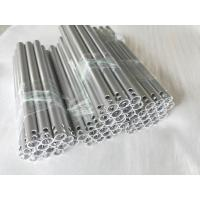 China 7005 T5 Aluminum Alloy Round Tube  for Tent with Drilling Holes and Punching wholesale