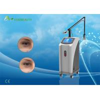 China Wind Cooling CO2 Fractional Laser Machine 10600nm For Skin Renewing wholesale