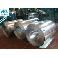 China JIS G3322 SGLC Galvanized Steel Roll Anti Finger Print With Zero Spangle wholesale