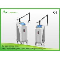 China Beauty machine fractional co2 laser / co2 fractional laser system wholesale