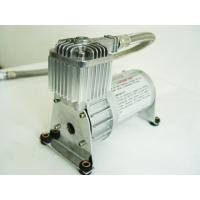 China 130 PSI 12V Silver Inline Check Valve Airbag Air Compressor Chrome Material on sale