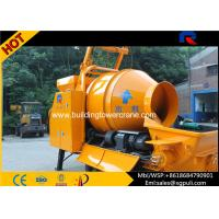 China Self Loading Concrete Mixer 37Kw Motor Power With Piston Grease - Pump wholesale