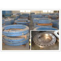 Quality Material 42CrMo4 Forged Flange Ring Alloy Steel Forgings  Wind Power Flange for sale