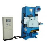 China Fast Feeding Speed Spring End Grinding Machine , Spring Height 20 - 330mm wholesale