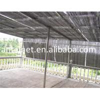 Quality HDPE Dark Green Sun Shade Netting , HDPE Shade Net For Agriculture for sale