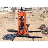 China 50m Portable Small Geological Exploration Drilling Rig Mini Coring Rig wholesale