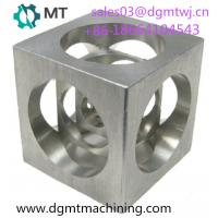 China Customized CNC Milling and CNC Lathe Machining Stainless Steel, Aluminum, SWPA and Nylon Parts wholesale