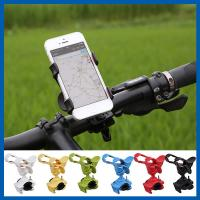 China Black Metal Handlebar Phone Accessory Mount Holder For Motorcycle Bicycle wholesale
