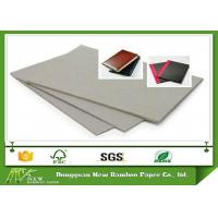 China Exercise Book use Single Layer Grey Board Sheets , 2mm Greyboard wholesale