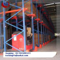 China Heavy Duty Warehouse Pallet Metal Storage Shelf Rack wholesale