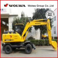 China Earth digging machine shandong 8 ton excavator for sale DLS880-9A wholesale