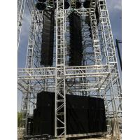China Line Array Sound System And Light truss System Lighting Truss System Silver wholesale
