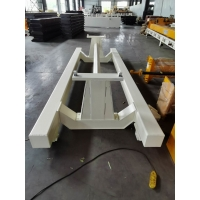 China H1140mm 1500kg Concrete Saw Trolley for cutting material wholesale