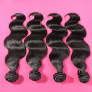 Brazilian Hair Virgin Human Hair Weaves Extensions Peruvian Malaysian Indian Cambodian Virgin Hair Body Wave Bundles
