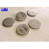 China 3V CR2016 Lithium Coin Type Batteries Light Weight Non Rechargeable wholesale