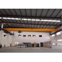 China LDX 8T-15m SA2.5 Single Girder Overhead Cranes High Work Duty For Factory wholesale