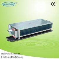 Wholesale High Efficiency Horizontal Fan Coil Unit Concealed Installation 220V / 1PH / 50HZ from china suppliers