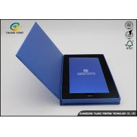 China Customized Recyclable Electronics Packaging Boxes For Mobile Phone Toughened Glass Film wholesale