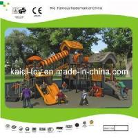 China Nice Looking Nature Series Outdoor Playground Equipment (KQ10142A) wholesale