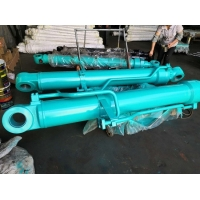 China sk460 boom hydraulic cylinder Kobelco machine parts heavy duty spare parts construction machine parts wholesale