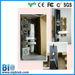 China Fingerprint digital door lock with USB and card( Bio-LA501) wholesale