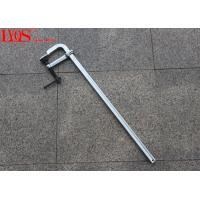 China Alloy Steel Sliding F Bar Clamps / Galvanized Strong Hand Clamps wholesale