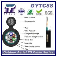 China 36 Core Steel Tape Armoured Cable GYTC8s For Aerial Duct And Buried Method wholesale