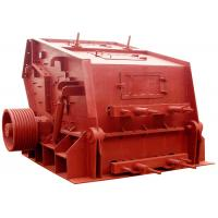 China Lining Plate Red Fine Impact Limestone Crusher Machine 315Kw Making Artificial Sand wholesale