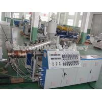 China High accuracy Cable Protection Pipe Extrusion Line / Electricity Huge Caliber Pipe Machinery wholesale