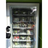 China Combo Fruit And Vegetable Vending Machine by  Debit Card / coin operated wholesale