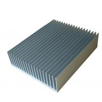 China Extruded Aluminum Heatsinks ,6061 / 6005 Aluminum Extrusion Heatsink For Solar PV Products wholesale