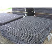 China 304 Stainless Steel Spiral Conveyor Belt , Flat Surface Stainless Steel Conveyor wholesale