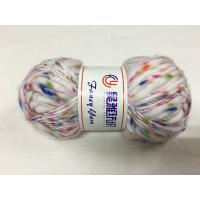 China Newest of hand knitting hand knitted acrylic pot-bellied Iceland soft fuzzy yarn wholesale