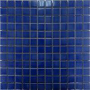China Dark Blue Ceramic Mosaic Tiles (LY-137) wholesale