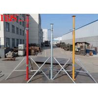 China Durable Acrow Building Props Powder Coating Push Pull Props For Heavy Duty Shores wholesale