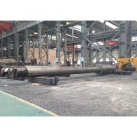 Quality Forged Casting 60mn Marine Rudder Spindle For Ship And Boat for sale