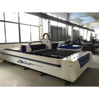 China CNC Laser Cutting Equipment For Metal Processing Industry , Fiber Laser Power 1000W wholesale