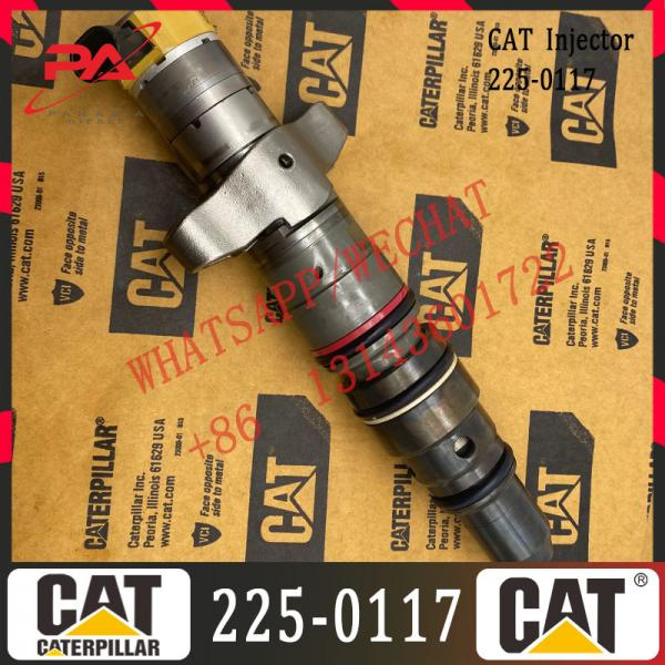 Quality Caterpillar C9 Engine Common Rail Fuel Injector 225-0117  328-2573  328-2574  328-2578 for sale