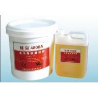 China Self DebubblingTwo Part Silicone Sealant Electronic Potting Rohs UL Approved wholesale