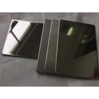 China Curtain Wall Stainless Steel Composite Panel 1200mm Width With Polished Finish wholesale