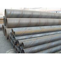 China 100 * 50 * 2.5 Seamless Carbon Steel Pipe ASTM A106 Black Steel Pipe For Oil Industry wholesale