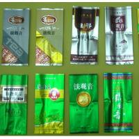 China Laminated Easy Tear Plastic Aluminum Foil Bags for Tea Wrapping wholesale