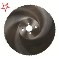 China Pipe Processing Machinery Aluminium Cutting Blade For Circular Saw / Copper on sale