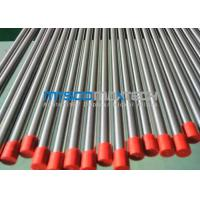 China ASTM A269 / A213 / A312 Seamless Stainless Steel Tube Polished Outside 400 # 320 # , ISO 9001 Hydraulic Tubing wholesale
