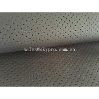 China Perforated neoprene / airprene fabric roll OF SBR SCR CR Material wholesale