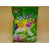 China Small Yogurt Covered Ice Cream Lollipop / Hard Candies With Multi Fruit Flavor wholesale