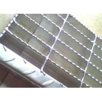 China Sliver Galvanized Serrated Grating Bearing Bar Spacing Optional / Customized wholesale