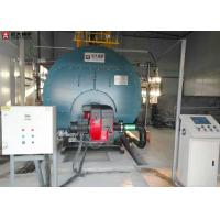 China 15T Diesel Oil Fired Industiral Steam Boiler , Low Pressure Fire Tube Boiler wholesale