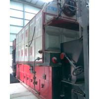 China Electric Condensing Oil Fired Steam Boiler For Radiant Heat , Low Pressure 0.7 Mpa wholesale