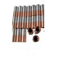 China Friction Welded Cable Terminal Connectors Bimetallic Copper Aluminum on sale